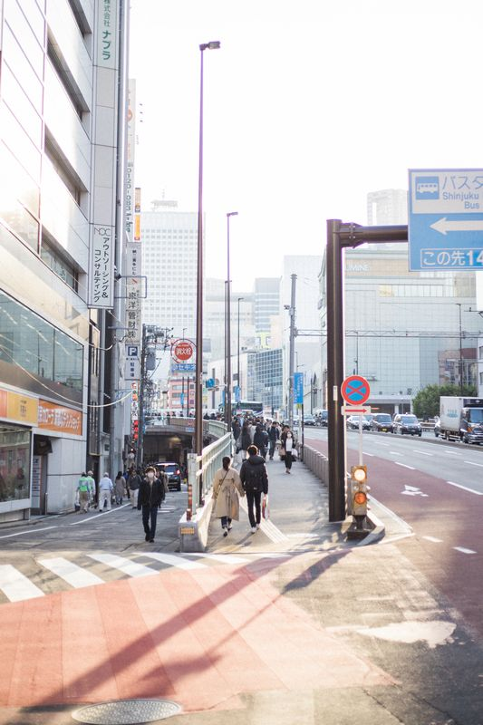 新宿 | 東京自由行
